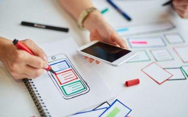 Mobile App Redesigning
