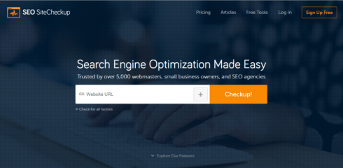 ultimate guide on Free SEO Audit Report